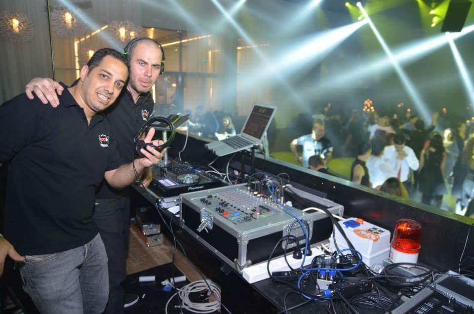 DJ לאירועים קטנים